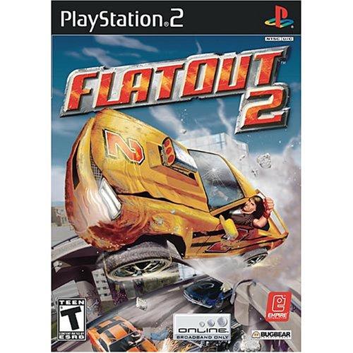 Two Bros Racing - Flatout 2 - PlayStation 2