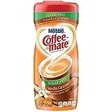 Nestle Coffee-Mate Coffee Creamer Sugar Free Vanilla Caramel, Pack of 6 (10.2 Ounce)