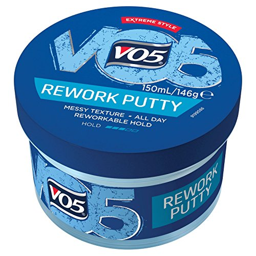 V05 Extreme Style Rework Fibre Putty (Creme)