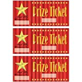 Prize Tickets Party Accessory (1 count) (30/Pkg) by The Beistle Company