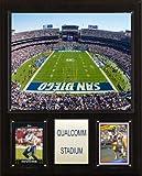 NFL Qualcomm Stadium Plaque