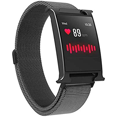 XinXie Fitness Wristband Waterproof Fitness Tracker Sports Wristband Fitness Watch Activity Tracker With Step Meter Sleeper Monitor Call Message Alert Estimated Price £26.00 -