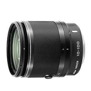Nikon 1 NIKKOR 10-100mm f/4.0-5.6 VR (Black)