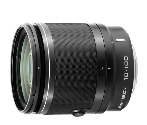 Nikon 1 NIKKOR 18.5mm f/1.8 Lens (White) 3327