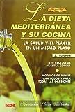 Libro de La Dieta Mediterranea y Su Cocina (Spanish Edition)