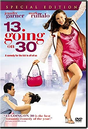 Amazon.com: 13 Going On 30 (Special Edition): Jennifer Garner ...