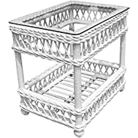 Spice Islands bar Harbor End Table, White