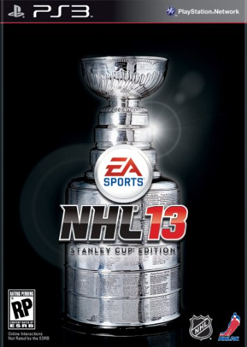 Nhl Collectors - NHL 13 (Stanley Cup Collector's Edition) - Playstation 3