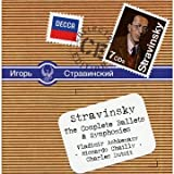 Stravinsky: Complete Ballets & Symphonies [7 CD Box Set]