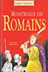 Monstrueux ces romains par Deary