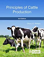 Principles of Cattle Production, 3rd Edition Front Cover