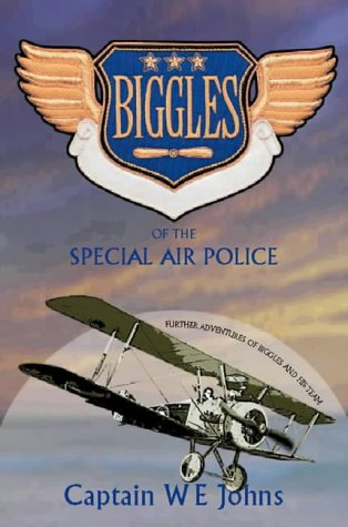Read Online Biggles of the Special Air Police pdf