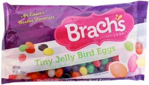 Brach's Tiny Jelly Bird Eggs 14oz.(pack of 2 Bags) by Brach's