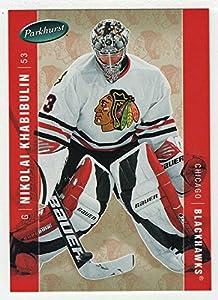 Nikolai Khabibulin (Hockey Card) 2005-06 Parkhurst # 106