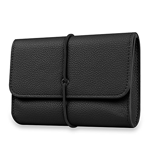 Fintie Leather Electronics Organizer External