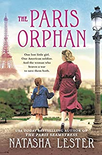 Book Cover: The Paris Orphan