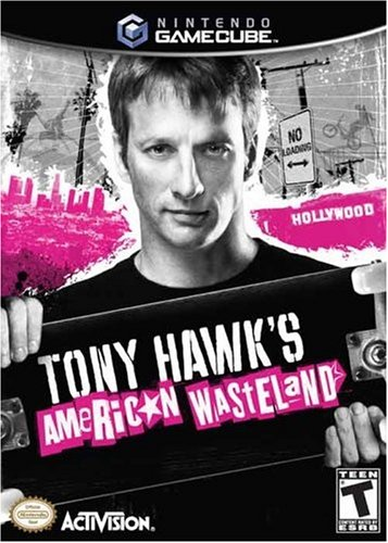 Tony Hawk American Wasteland - Gamecube