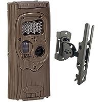 CUDDEBACK 8MP F2 IR Plus Infrared Trail Game Hunting Camera + Genius PTL Mount
