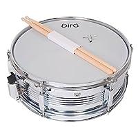 Bird SD14Snare Drum, 14x 5Inches, Grey
