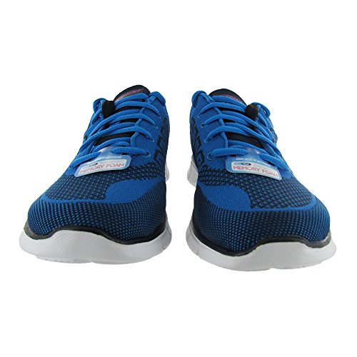 Equalizer sportivo Above scarpa da Blue 12029 All Skechers running Bqwfapx