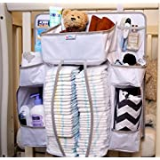 Baby Nursery Organizer & Diaper Caddy By MyBabyLee
