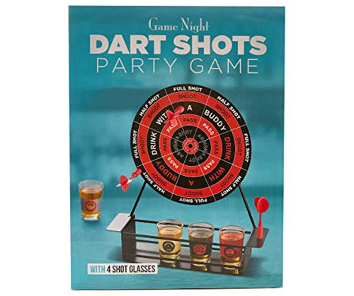 Drinking Darts (Game Night Drinking Darts Game)