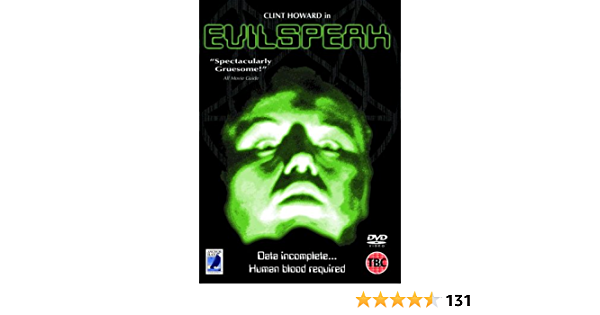 Evilspeak [1981] [Reino Unido] [DVD]: Amazon.es: Clint Howard ...