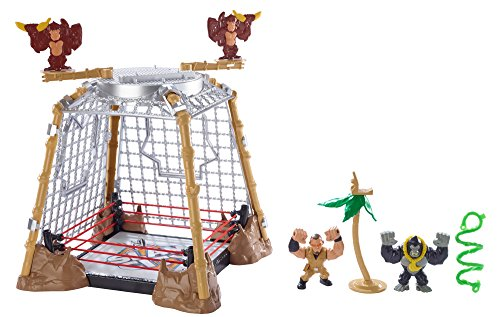 WWE Slam City Gorilla in a Cell Match Playset by WWE