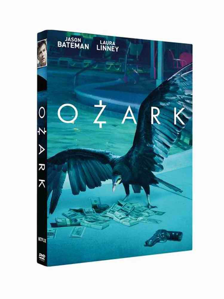 Ozark Season 1 (DVD, 2018, 3-Disc Set)
