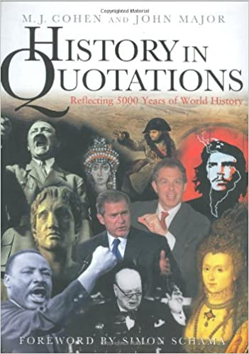 Amazon.com: History in Quotations: Reflecting 5000 Years of World ...