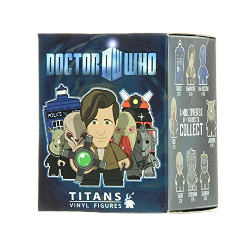 Dr. Who Titans Vinyl Figures Mystery Blind Pack Includes 1 Figure Series 1 ()