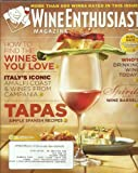 Wine Enthusiast Magazine May 2011 More Than 800 Wines Rated in This Issue