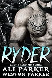 Ryder (The Lost Breed MC Book 1)