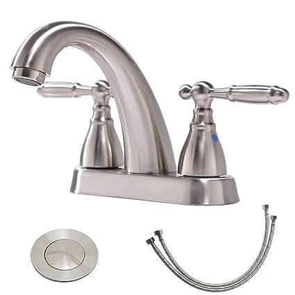 Amazon.com: Grifo de baño: Home Improvement