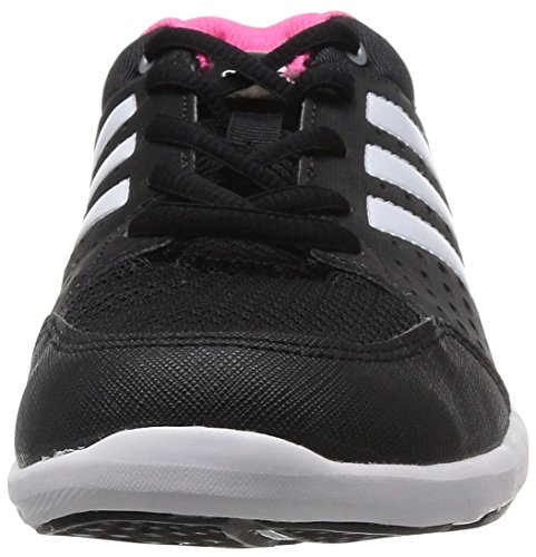 adidas Arianna III - Zapatillas de Cross Training Para Mujer, Color Negro/Blanco/Rosa
