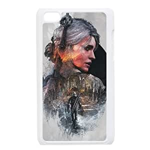 iPod Touch 4 Phone Case White The Witcher3 Wild Hunt WE1TY693375