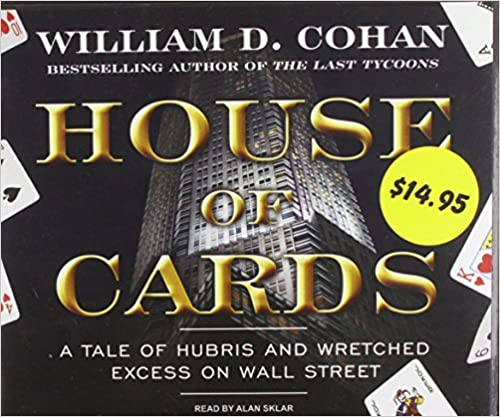 House of Cards: Promotional: A Tale of Hubris and Wretched