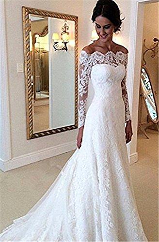 Elegante Hochzeitskleider Mit Spitze