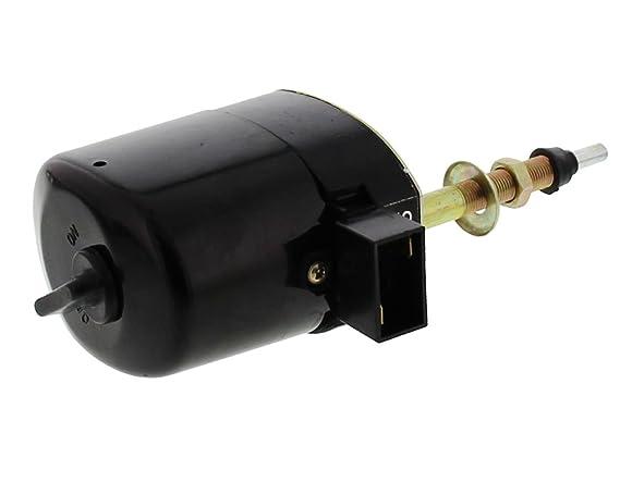 Motor de limpiaparabrisas universal 12 V 85 °: Amazon.es: Coche y moto