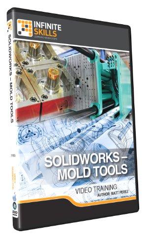 SolidWorks - Mold Tools - Training DVD by Infiniteskills