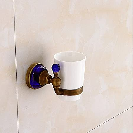 Sltld Toothbrush Holder Wall Mounted Amazon Co Uk Diy Tools