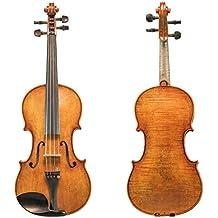 Sky Euro-performer Series Grand Mastero Level Antique Guarneri Del Gesu 1742 Model Violin High Flamed One Piece Back Hand-made Violin