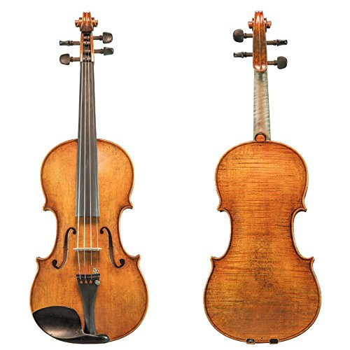 Sky Euro-performer Series Grand Mastero Level Antique Guarneri Del Gesu 1742 Model Violin High Flamed One Piece Back Hand-made Violin