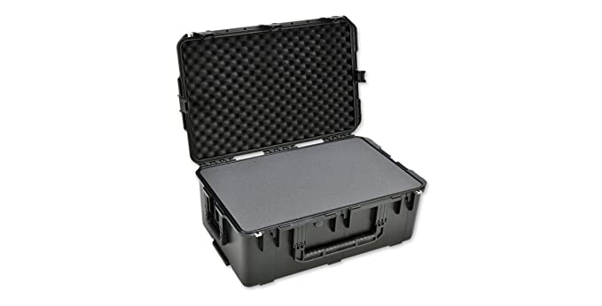 Amazon.com: SKB 3I-2918-10BC 29in x 18in x 10.85in with Cube Foam and Wheels: Musical Instruments