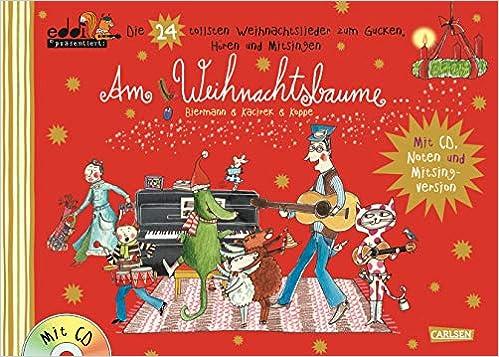 Weihnachtslieder Gratis Hören.Am Weihnachtsbaume Eddi Präsentiert Die 24 Tollsten
