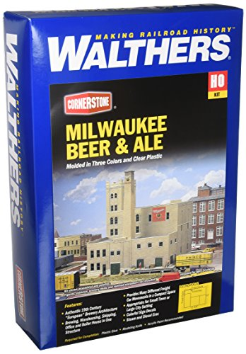 Walthers Cornerstone Milwaukee Beer and Ale