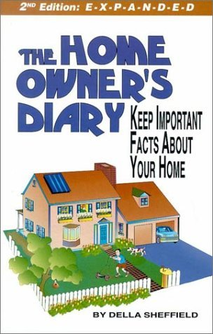 By Della Sheffield The Home Owner's Diary (2nd Expanded) [Paperback] pdf epub