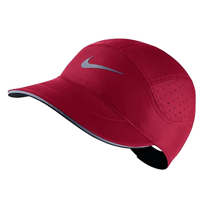 13459f4a0de ... 50% off nike mens aerobill tw elite running hat maroon black one size  0ac31 7d87a