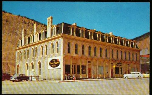 Amazon Com Grand Imperial Hotel Silverton Co Postcard