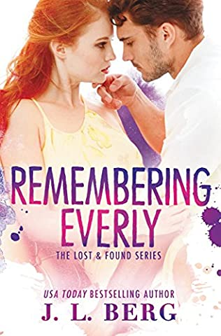 book cover of Remembering Everly